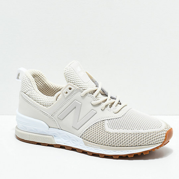 NEW BALANCE 574 Sport Casual Sneakers